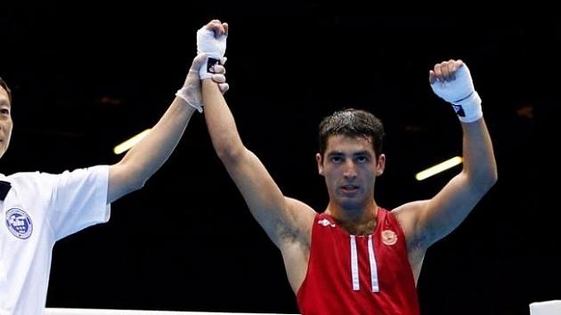 Житель россии Миша Алоян обеспечил себе медаль Олимпиады вРио