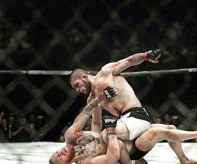Русский боец Нурмагомедов резко ответил чемпиону UFC Макгрегору, который обозвал его дерьмом