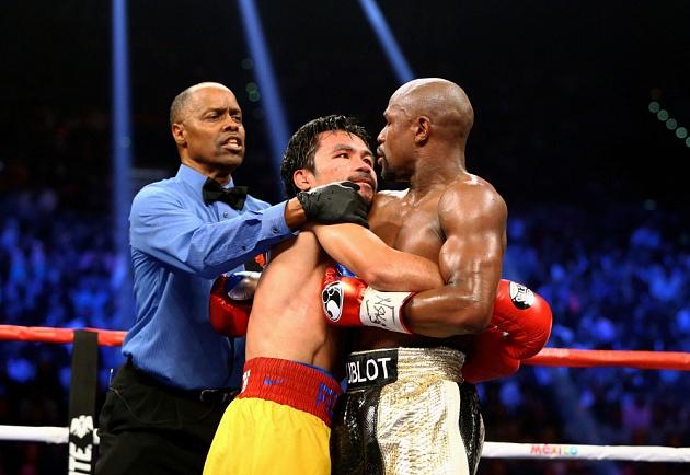 Пакьяо: «И я, ифанаты бокса хотят моего реванша сМейвезером»