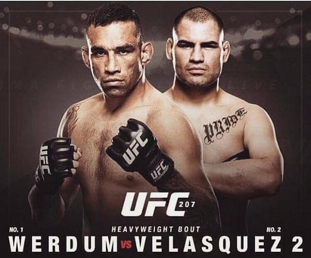 Травма непомешает мне побороть Вердума— экс-чемпион UFC Кейн Веласкес