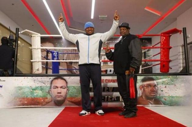 Пулев нокаутировал Питера изавоевал пояс WBA Inter-Continental
