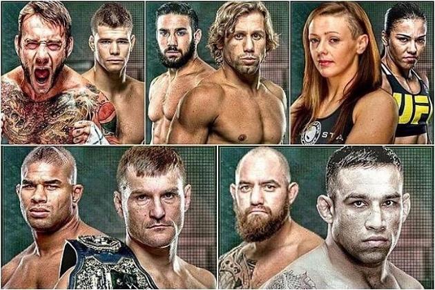 UFC 203. Миочич нокаутировал Оверима