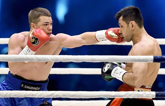 Боксеру Чудинову возвратят чемпионский пояс из-за обнаружения допинга уШтурма