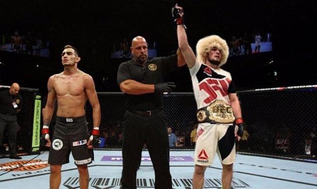 Руководитель UFC объявил, что команда Нурмагомедова моглабы «спасти» бой