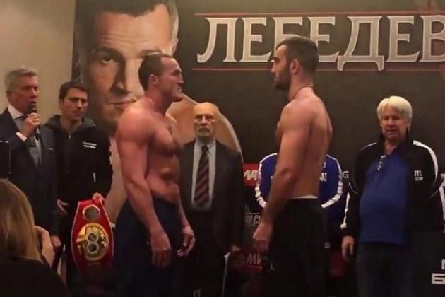 IBF позволила провести бой-реванш между Лебедевым иГассиевым