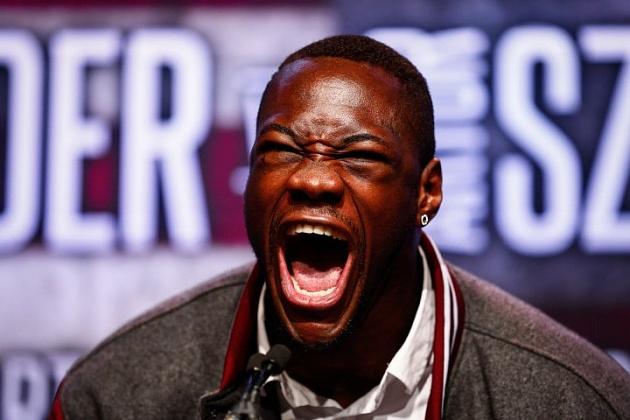 BoxingScene: Уайлдер встретится сВавжиком 25февраля