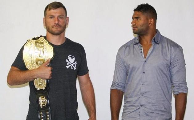 Поединок Миочич— Оверим признан лучшим натурнире UFC 203 вКливленде
